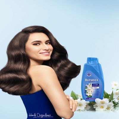 Blendax ile dolgun saçlara kavuşun
