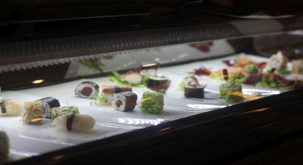 İstanbul'da Sushi günleri