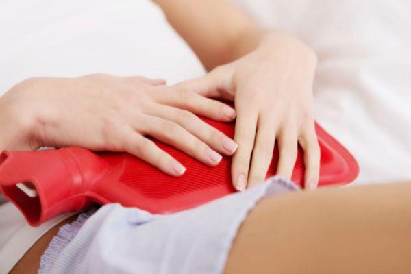 Adet düzensizliği için refleks terapisi