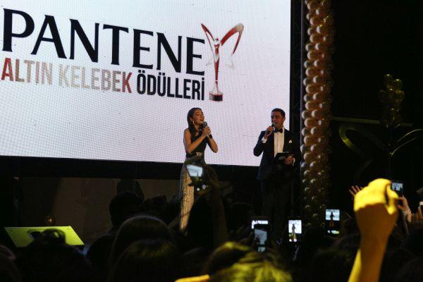 Pantene Altın Kelebek ödülleri Azerbaycan'da
