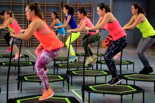 Jumping Fitness ile eğlenirken kilo verin