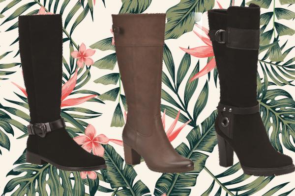 Flo çizmeleri ile kış aylarına şıklık katın!