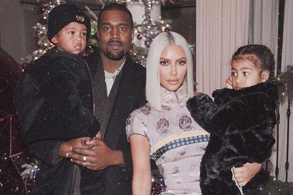 Kim Kardashian üçüncü çocuğuna kavuştu!
