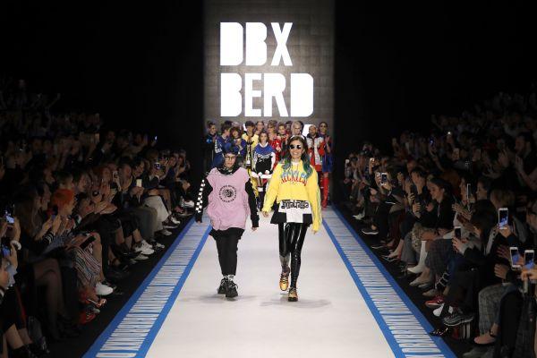 DB BERDAN Mercedes-Benz Fashion Week İstanbul