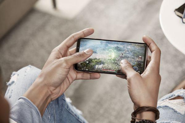 Samsung Galaxy S9+ ile mobil eğlence yeniden tasarlanıyor