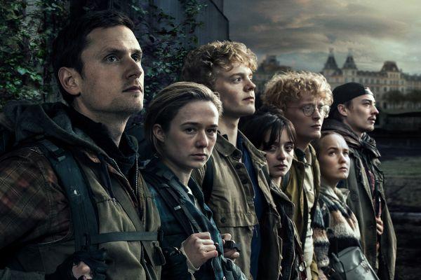Netflix'in ilk Danimarka orijinal dizisi The Rain