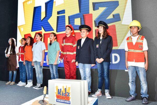 Hilton İstanbul Bosphorus'da yemek yiyenlere KidzMondo bileti