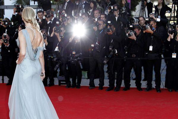 Cannes Film Festivali'nin şık kadınları