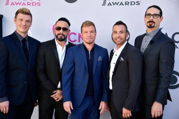 25 yıllık pop müzik grubu Backstreet boys geri döndü