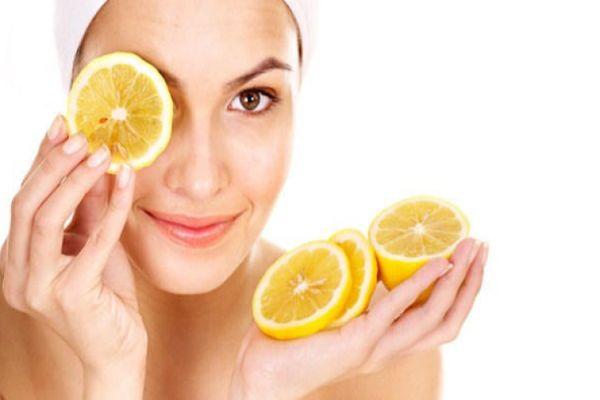 Limon maskesi ile cildinizi sıkılaştırın