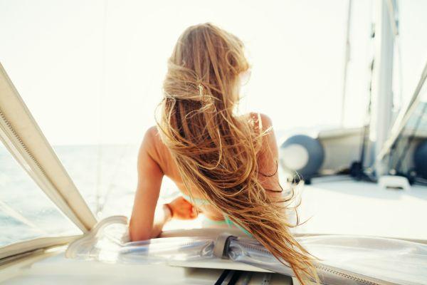 Saçlarınız denizden çıkmış gibi görünsün istemez misiniz?