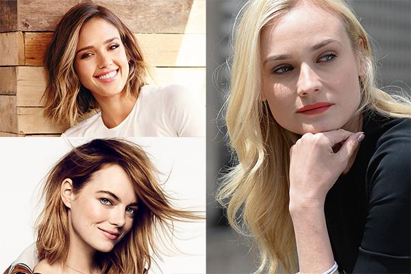 Hollywood yıldızlarının güzellik sırlarını paylaşıyoruz!