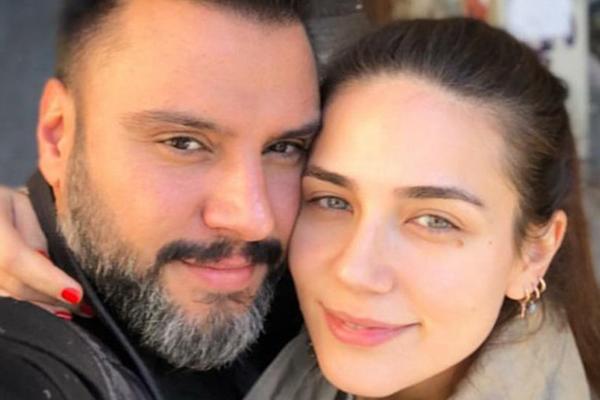 Buse Varol eşi Alişan ile ilgili samimi itiraflarda bulundu