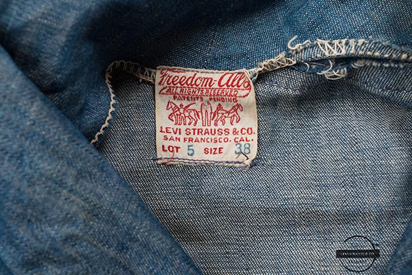 Levi's Freedom-Alls kıyafetinin 100. yılını kutluyor!