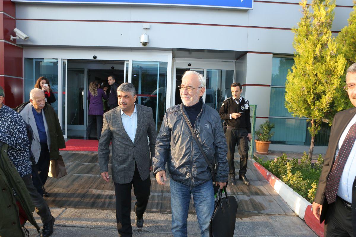 Şener Şen Malatya'da sevenleriyle buluştu