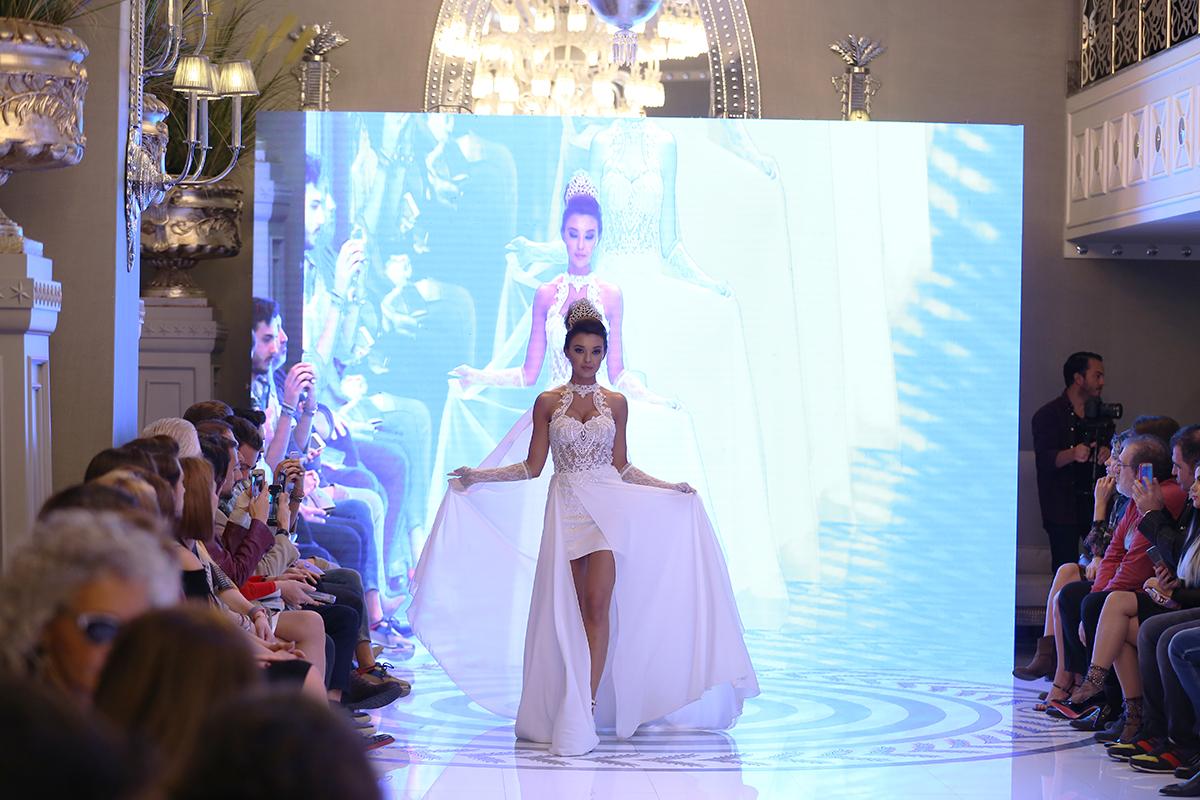 2019 düğün trendleri Kalamış Wedding Fest'te beğeniye sunuldu
