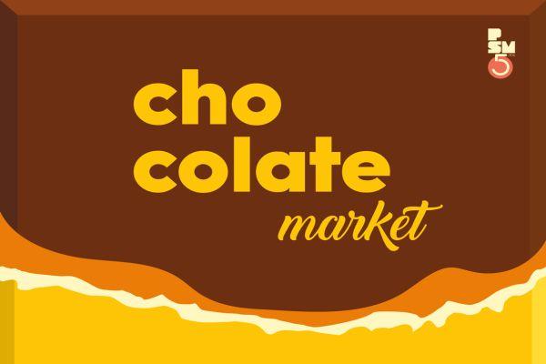 Chocolate Market Zorlu PSM'de başlıyor