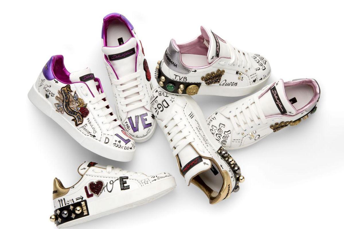 Dolce & Gabbana'dan aşk dolu tasarımlar!