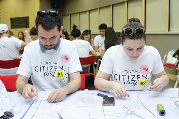 L'Oréal Türkiye Gönüllüleri, Cerebral Palsy'li Çocuklar için Çalıştı