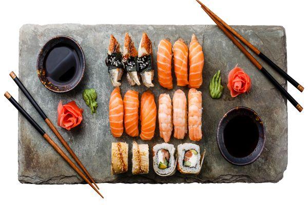 Divan Brasserie Akasya sushiyi misafirleriyle buluşturuyor