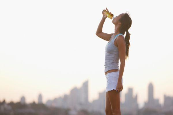 Spor sonrası yaz sıcaklarında meyve suyunu ihmal etmeyin
