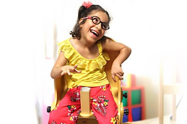 Cerebral Palsy çocukları için bağış toplayalım