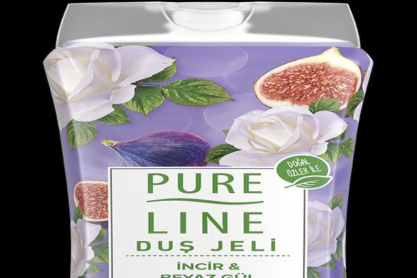 Pure Line Duş Jeller özel formülü ile kalıcılık sağlıyor