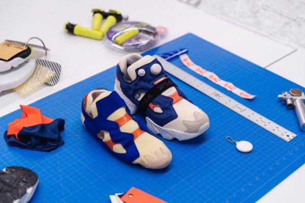 Reebok ve adidas birlikte Instapump Fury Boost™'u ortaya çıkardılar
