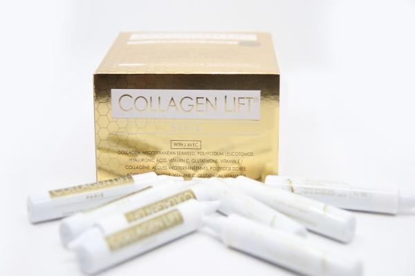 Collagen Lift Paris'ten  Kolajen:Luminous Gold çıktı