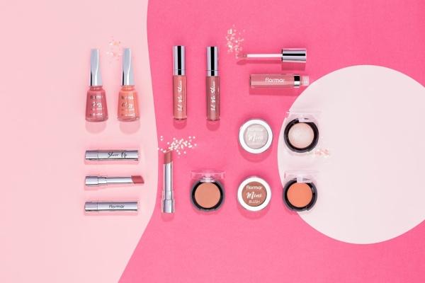 Flormar'dan Nude Pink Love mağazalarda yerini aldı