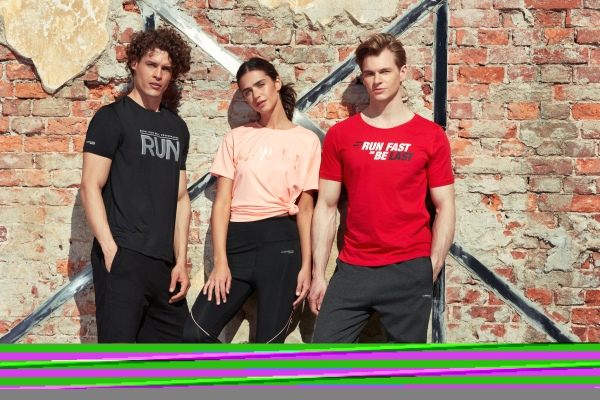 Lumberjack sport tekstil koleksiyonu ile evde hareket özgürlüğü sunuyor
