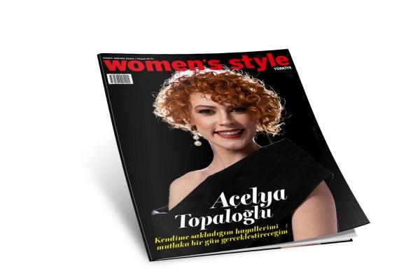 Women's Style Türkiye Nisan altın sayısı bayilerde ve Turkcell Dergilik'te!