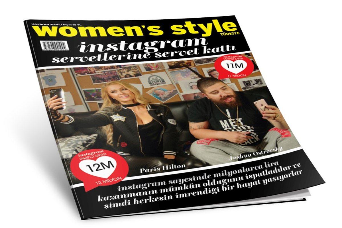 Women's Style Türkiye'den güzel haberler var