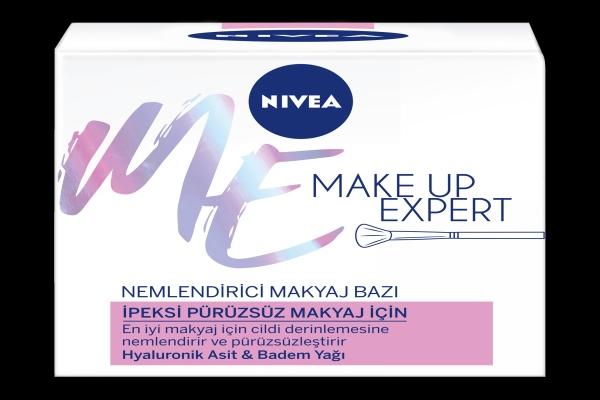 Nivea cildinizi kusursuz bir makyaja hazırlıyor