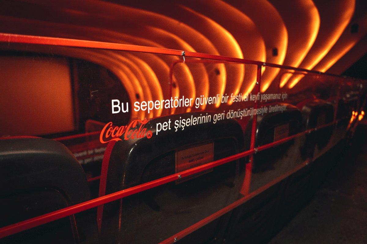 Coca-Cola Türkiye İstanbul Kültür Sanat Vakfı'na destek verdi