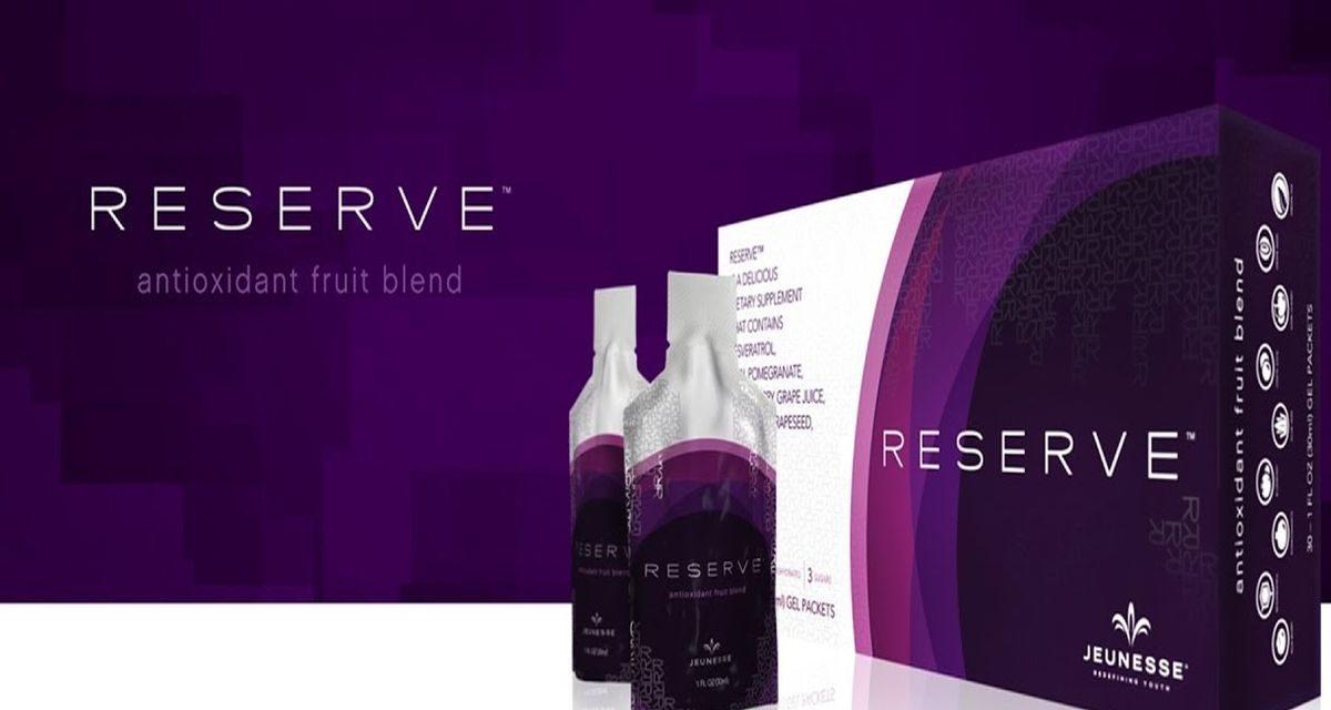 Jeunesse Reserve sağlığınızı maksimum seviyede tutmak için tasarlandı