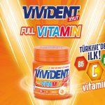 Vivident vitamin içeren sakızını tüketicisiyle buluşturuyor