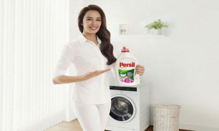 Persil Derin Temizleme Plus'ı Azra Akın ile tanıtıyor