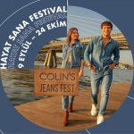 Colin's Jeans Fest herkesi festival coşkusuna ortak olmaya davet ediyor