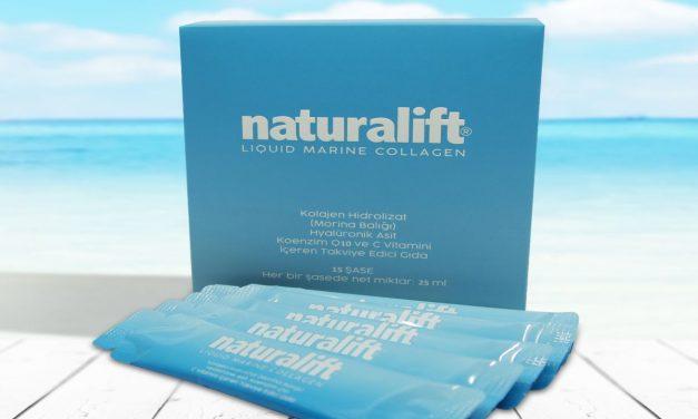 Naturalift; Morina balığı vücudun kendi kolajen üretimini de destekliyor.