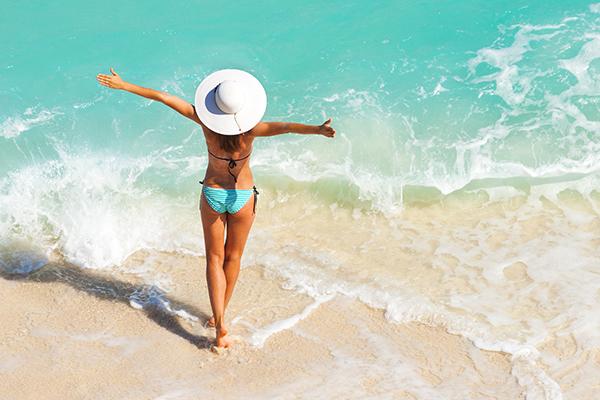 Plaj hazırlığına 7 hızlı yöntem