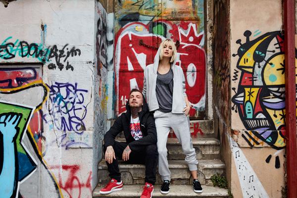 Didem Soydan ve Umut Eker Puma'nın videosunda buluştu