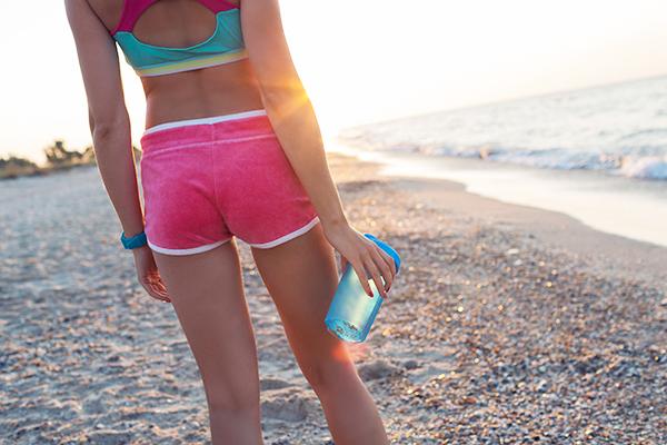 Tatilde fitness'a devam etmenin 9 yolu