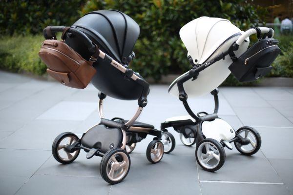 Mima Xari bebek arabasından annelere özel kombin