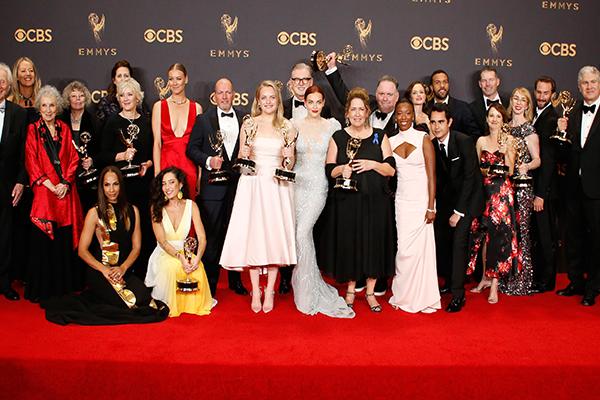 2017'nin Emmy dağılımı!