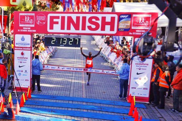 39. Maraton festivali 12 Kasım'da koşulacak