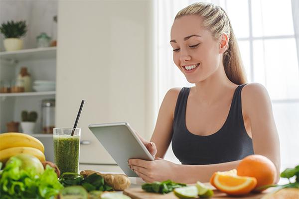 Vakti olmayanlara online diyet