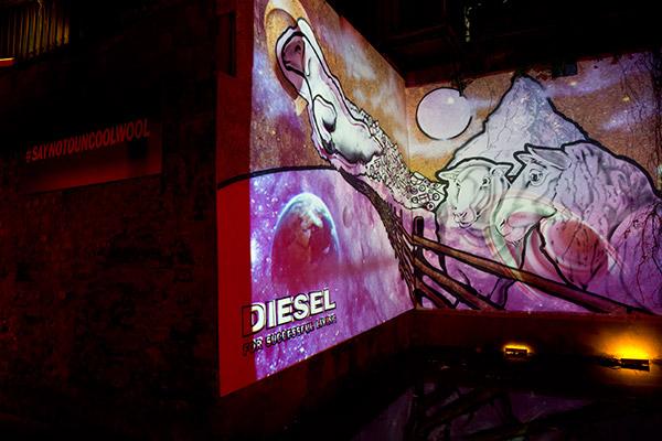 Diesel yeni yılı erken karşıladı!