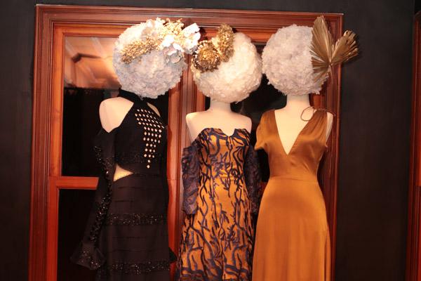 Tuba Ergin'den ilk couture koleksiyon