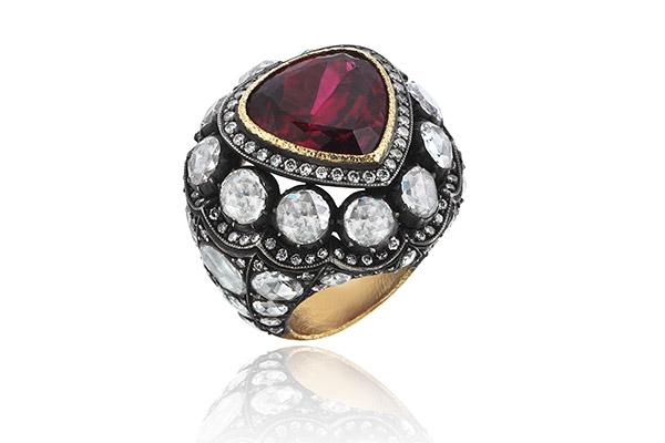 Göz kamaştıran mücevherler